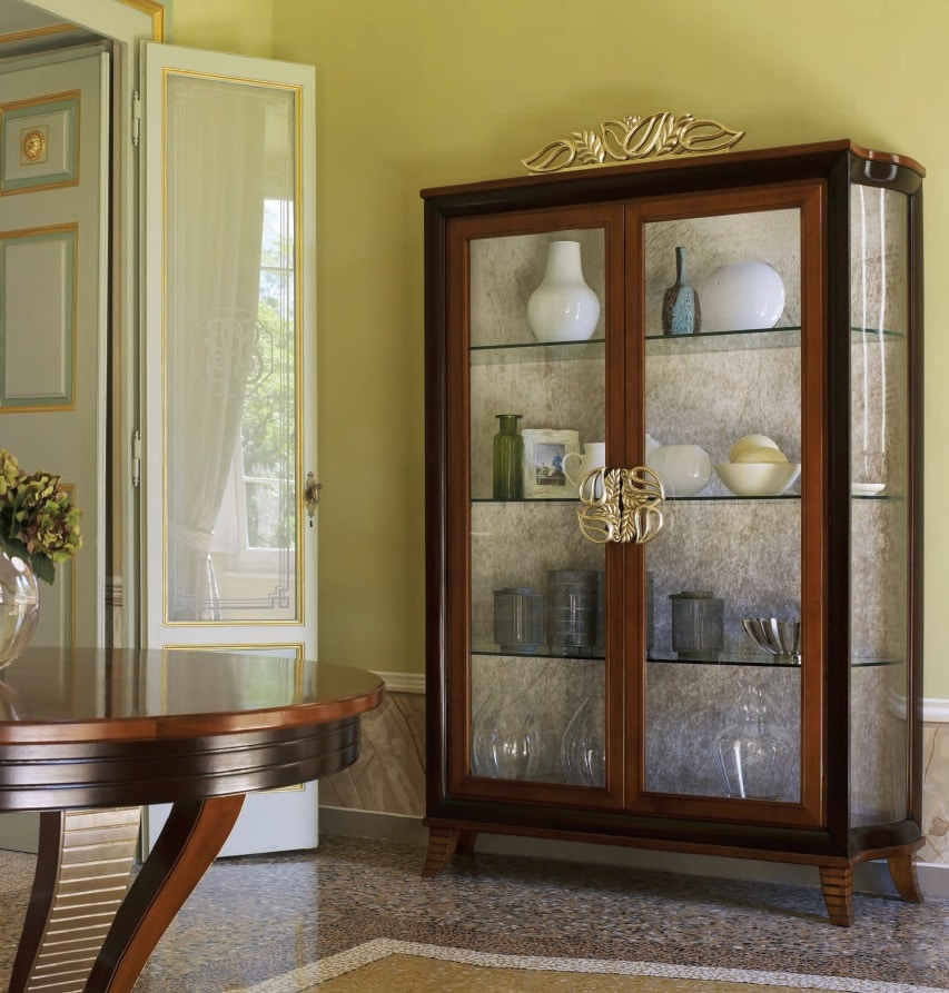 Grand Etoile Art. GE004, Showcase with glass sides