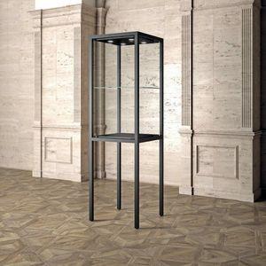 Museum MU/60F, Museum display case, with minimal design