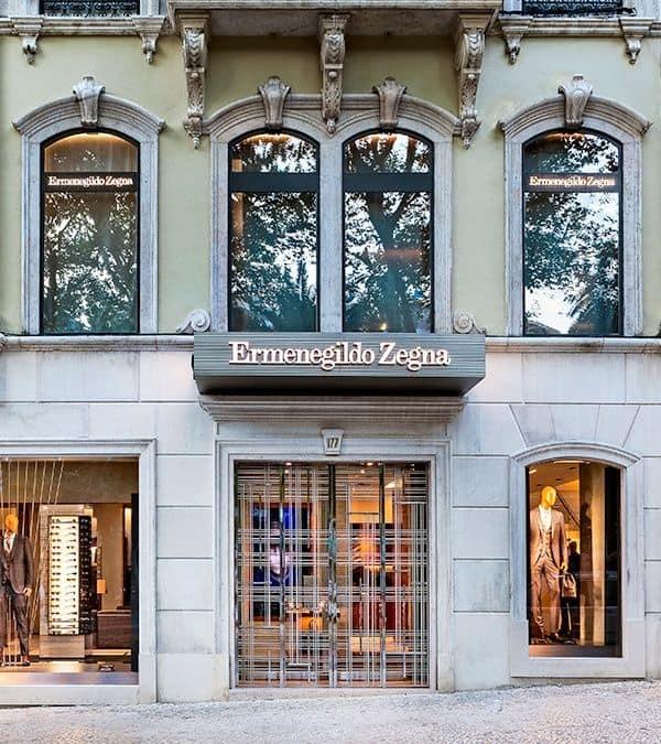 Entrance Door Lisbona, Modern door suited for indoors and outdoors
