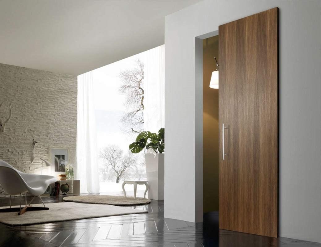 Giudetto Art. 1011/QQ/A, Sliding door made of wood