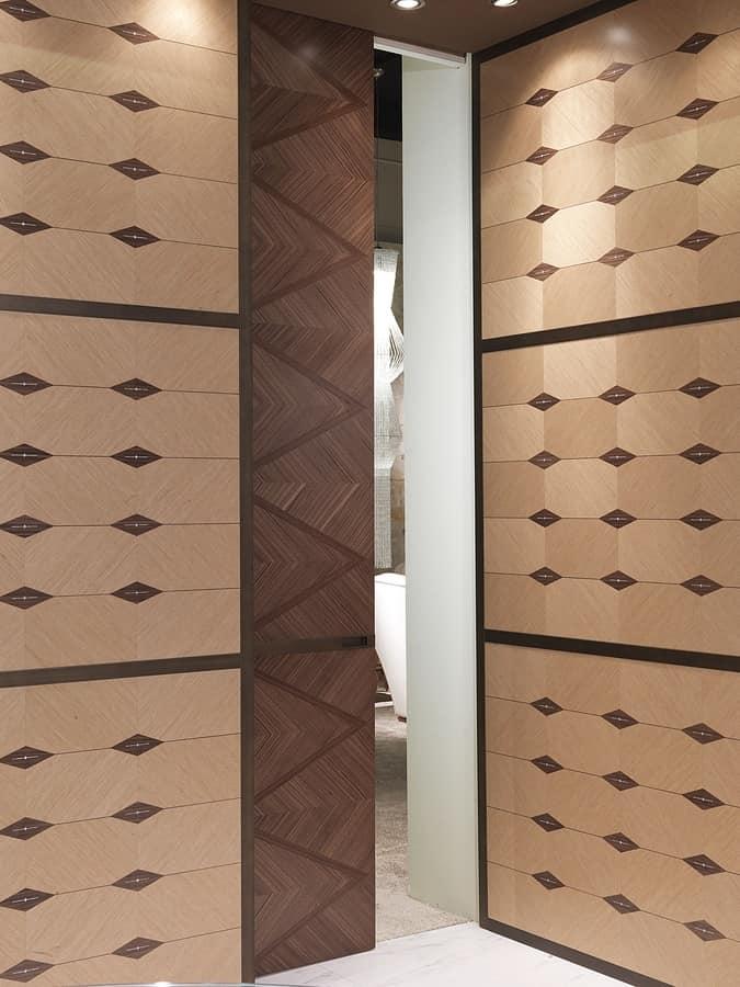 POR03 Galileo door, Sliding door, for hotels and restaurants