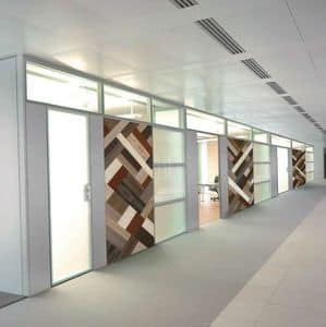 LINEA PORTE PW-BC, Design doors for partition walls, clean lines