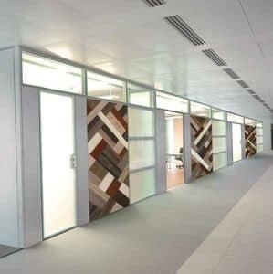 LINEA PORTE PW-BC, Design doors for partition walls, clean lines