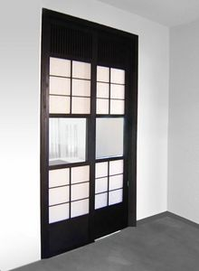 Shoji, Japanese doors with sliding doors