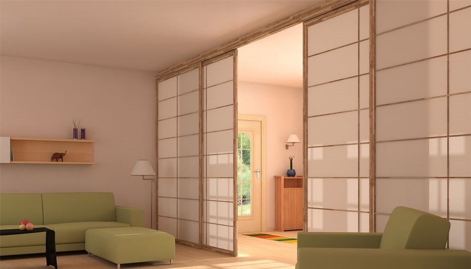 Anese Style Sliding Doors And Walls Idfdesign