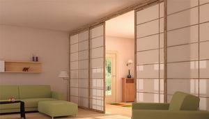 Shoji, Japanese style sliding doors and walls
