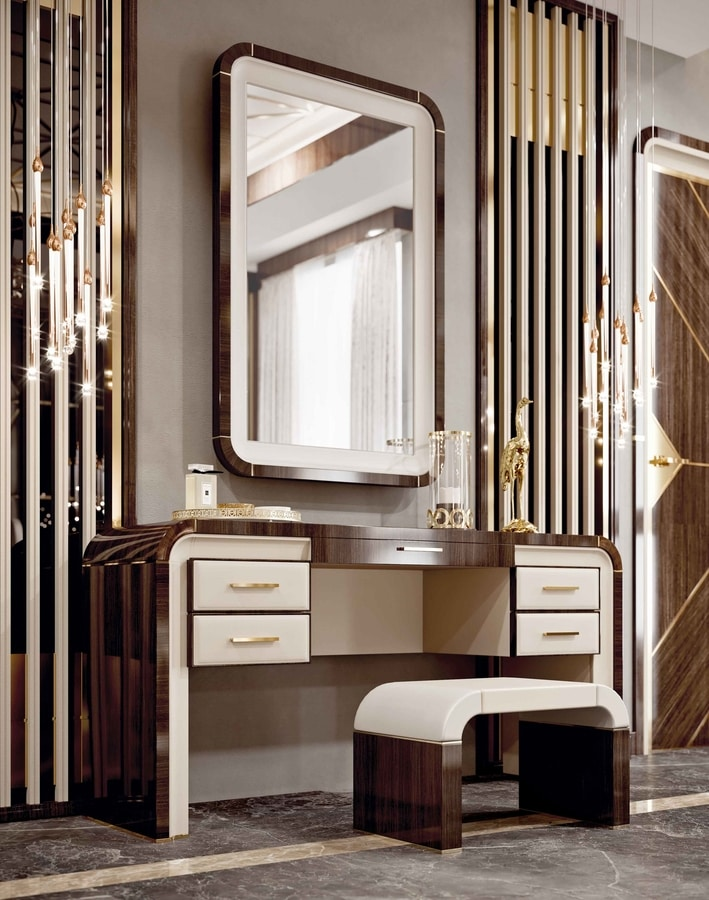 ART. 3374, Elegant and luxurious dressing table