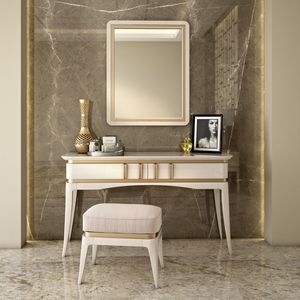 Art. 5610, Dressing table in lacquered wood