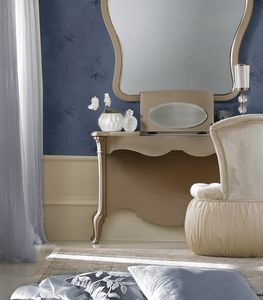 City Art. 5607, Dressing table with classic lines