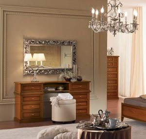 Nostalgia dressing table, Classic style make-up console