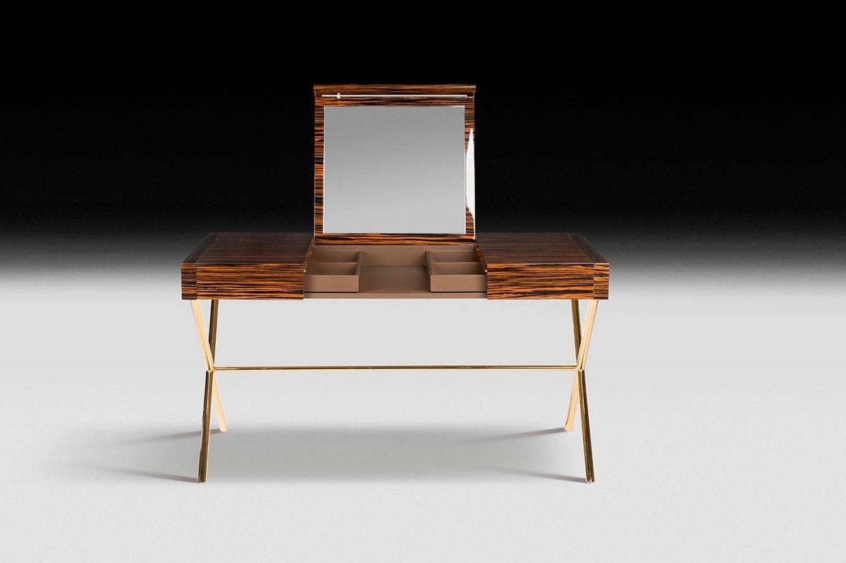 Secret 3 - Original Sin, Dressing table with internal sliding drawers
