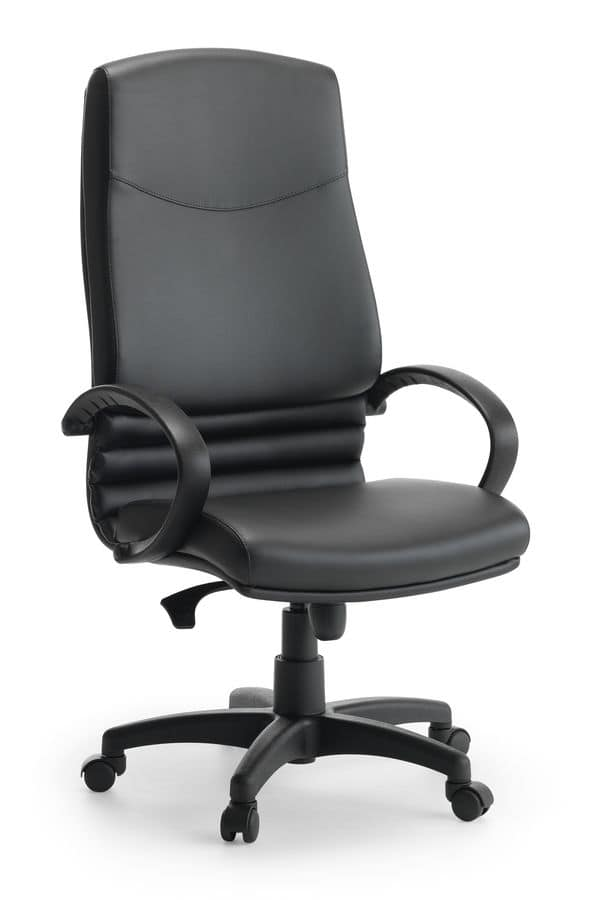 Digital 01, Executive chair with tilt mechanism, for office