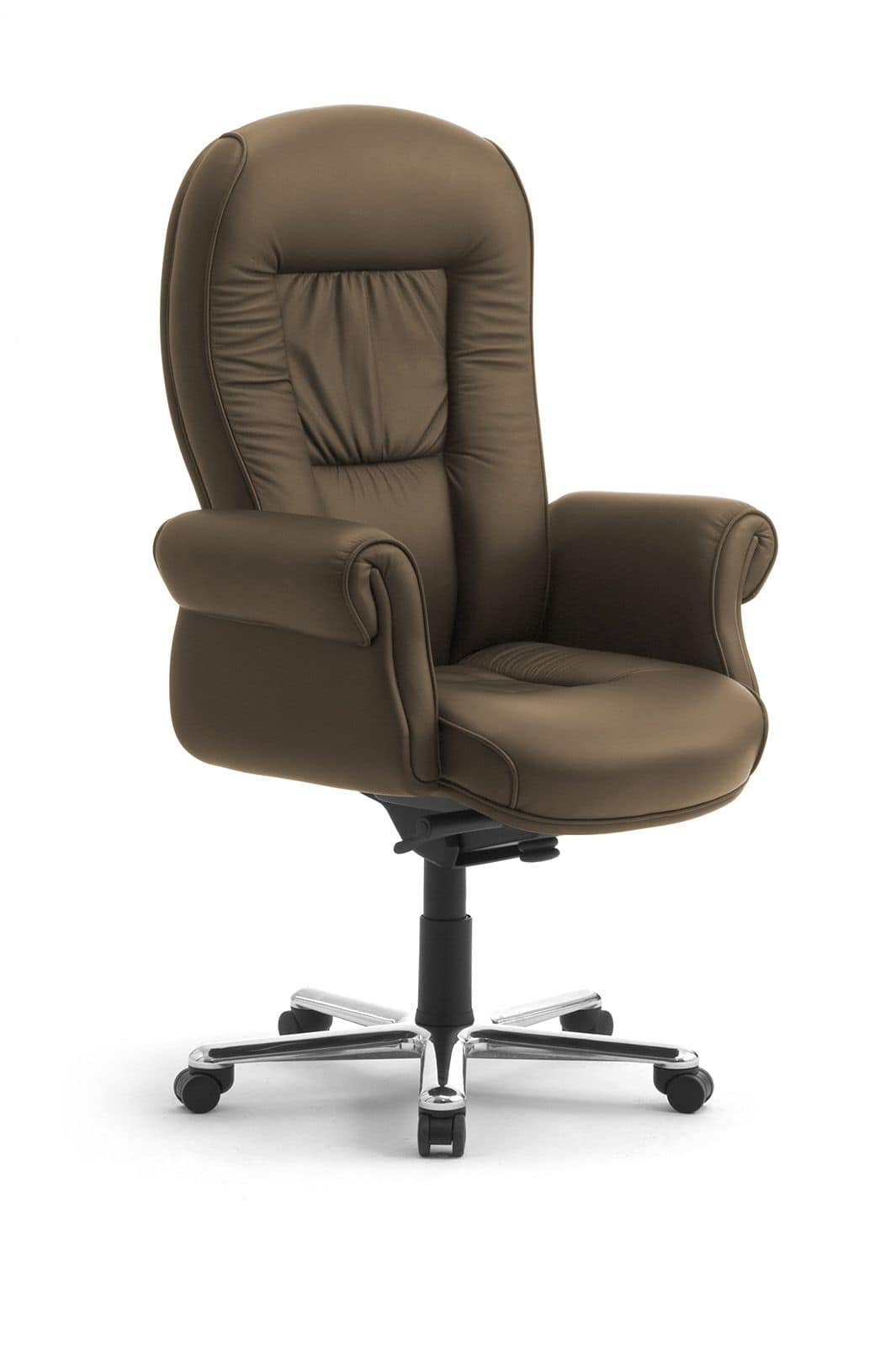 Doge Lux high executive, Executive office armchair, upholstered in leather