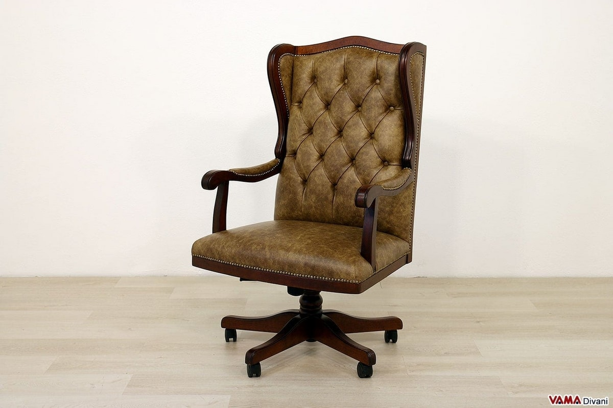forum chair with castors 3
