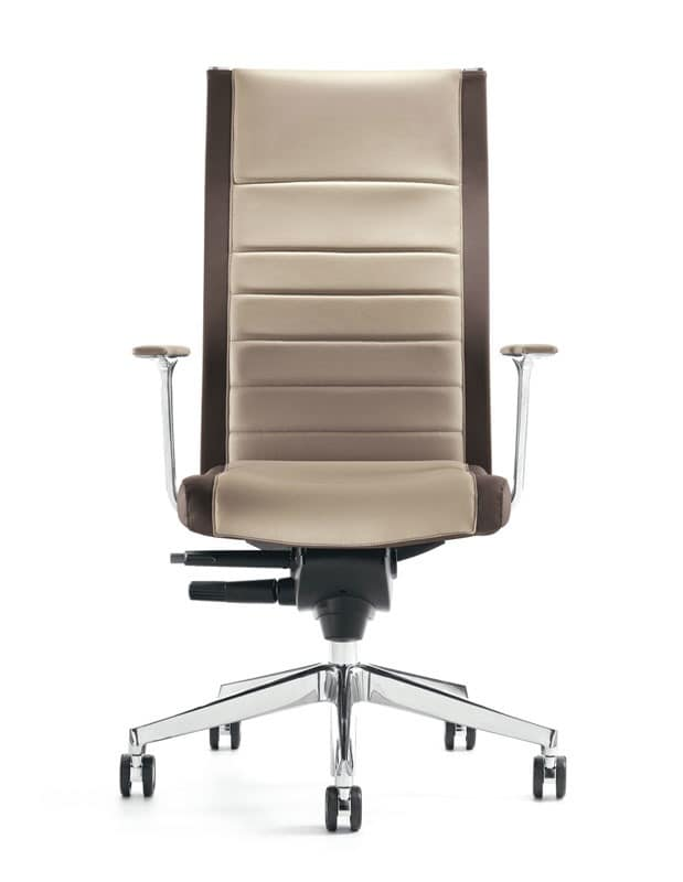KosmoTop, Managerial chair with a high back, for office