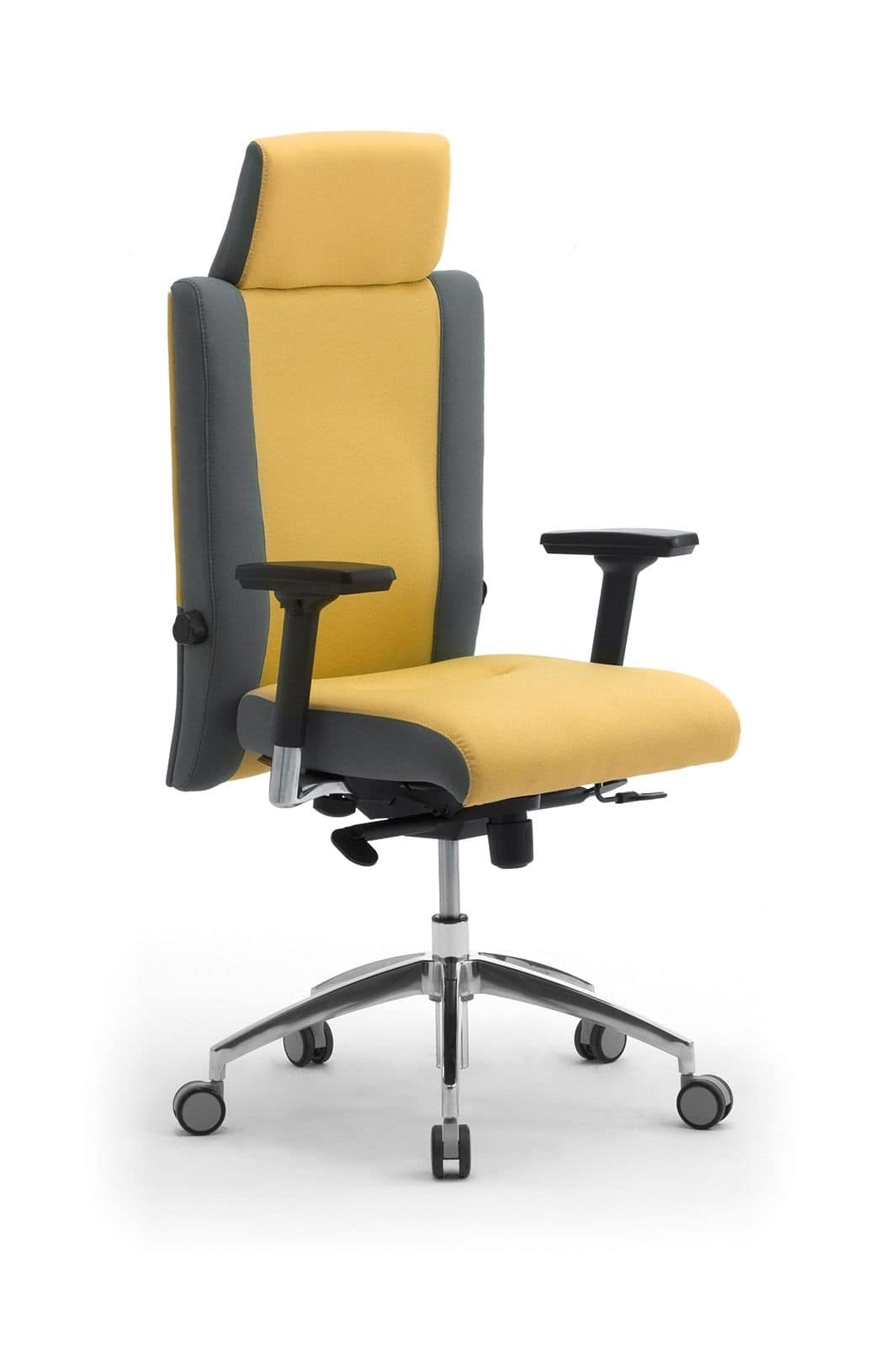 Non Stop task 24hc, Operational office chair, adjustable