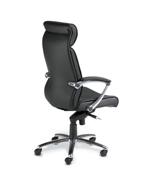 Plus, High chair for Directional office, adjustable armrests
