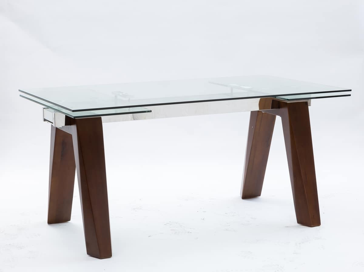 Art. 654 Caronte, Extending table, for office or dining room