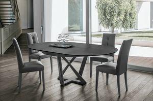 CRONOS TA1B0, Extensible round table