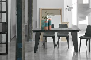 ZEUS 160 TA1A9, Extending table for modern living room