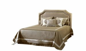 Cosimo, Bed with removable upholstery
