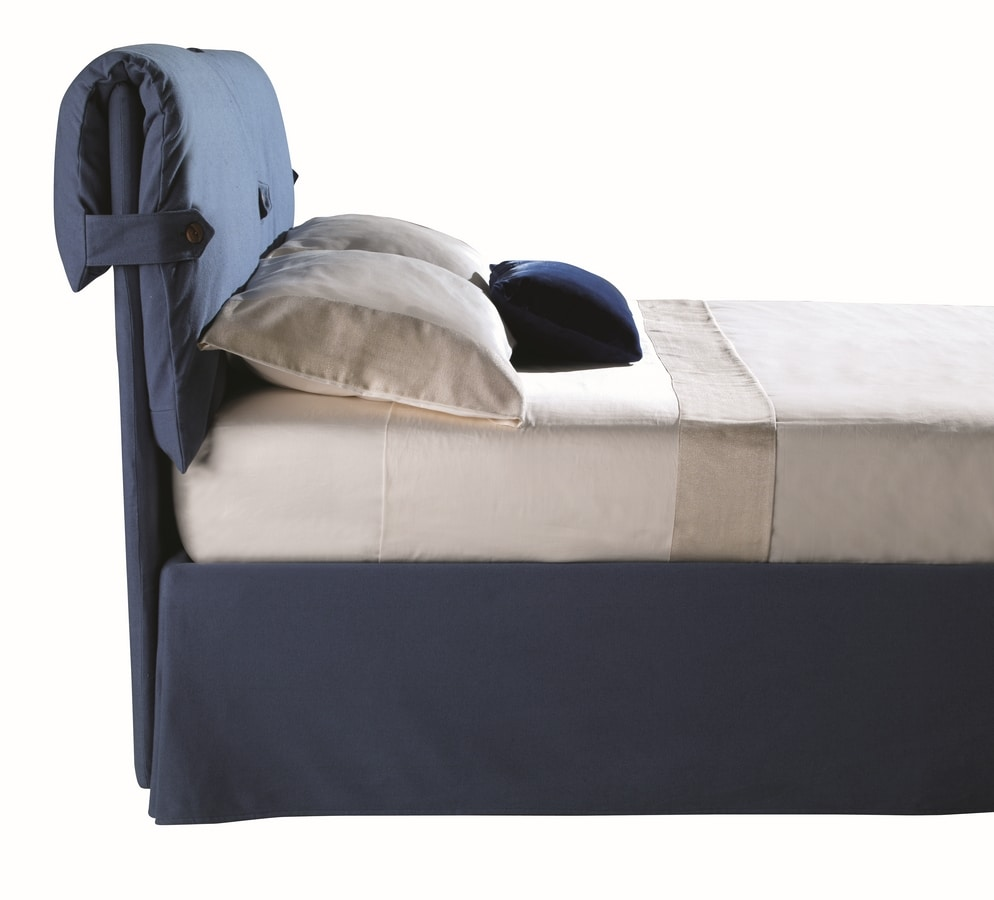 Marianne, A bed with a timeless design