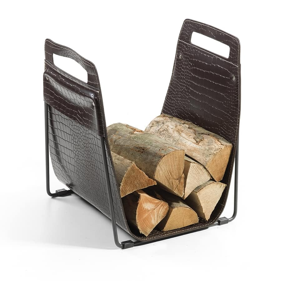 Decorative Log Wood Holder For Fireplace Idfdesign