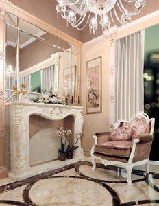 Minotti Luigi e Benigno Snc, Decorative fireplaces