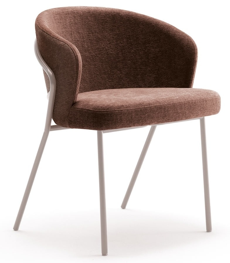 Cindy-M, Chair with fireproof padding