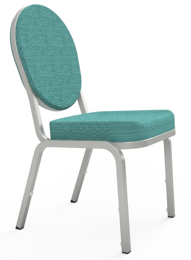 Adamas 66/4, Fireproof chair for contract use