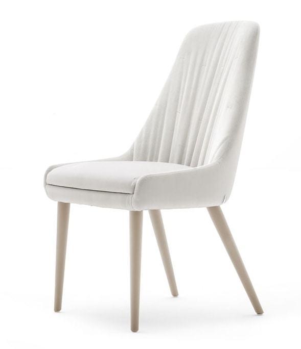 Danielle 03611, Chair with high backrest