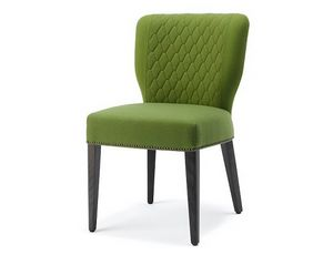 Morena-S, Upholstered chair with fire retardant padding