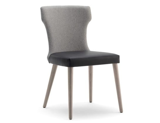 Tilly-S, Chair with fire retardant polyurethane padding