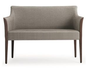 Cleo-D, Upholstered two-seater sofa