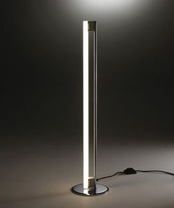 9, Floor lamp with white neon