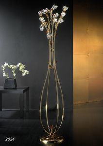 Art. 2034 Matisse, Floor lamp made by hand