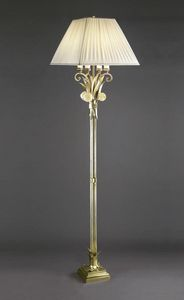 Art. 3004-04-00, Floor lamp with roses