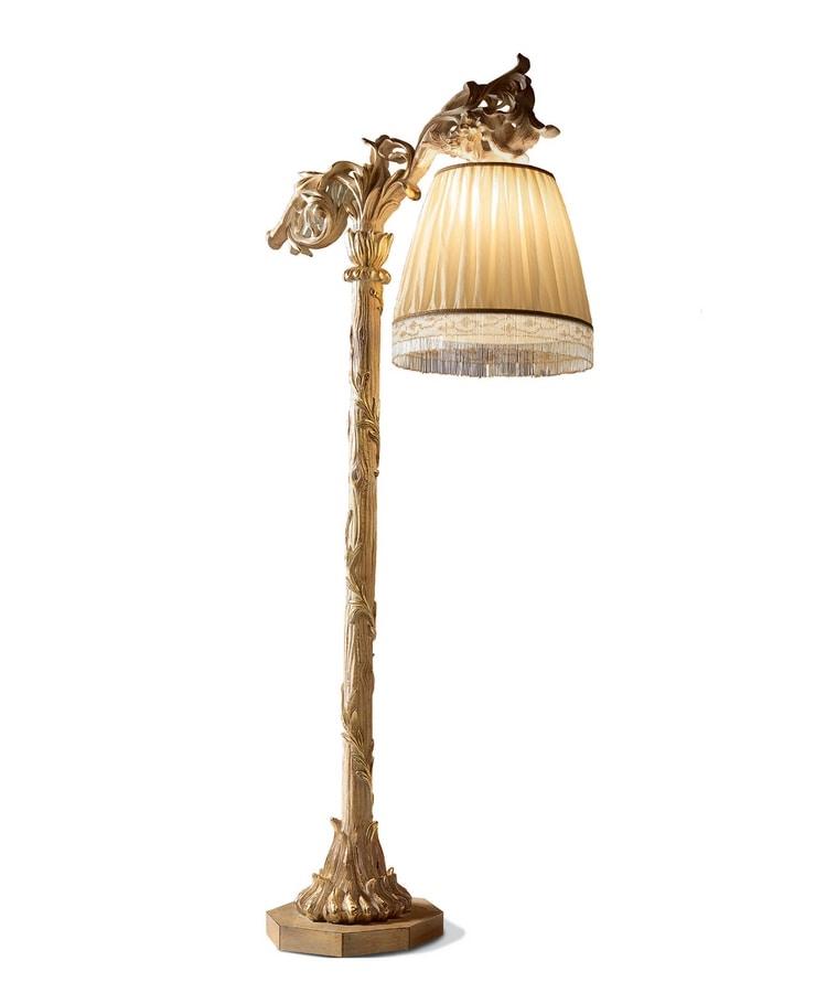 Art. 377, Classic style floor lamp