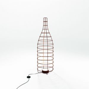 Bottiglia, Modern lamp bottle shape