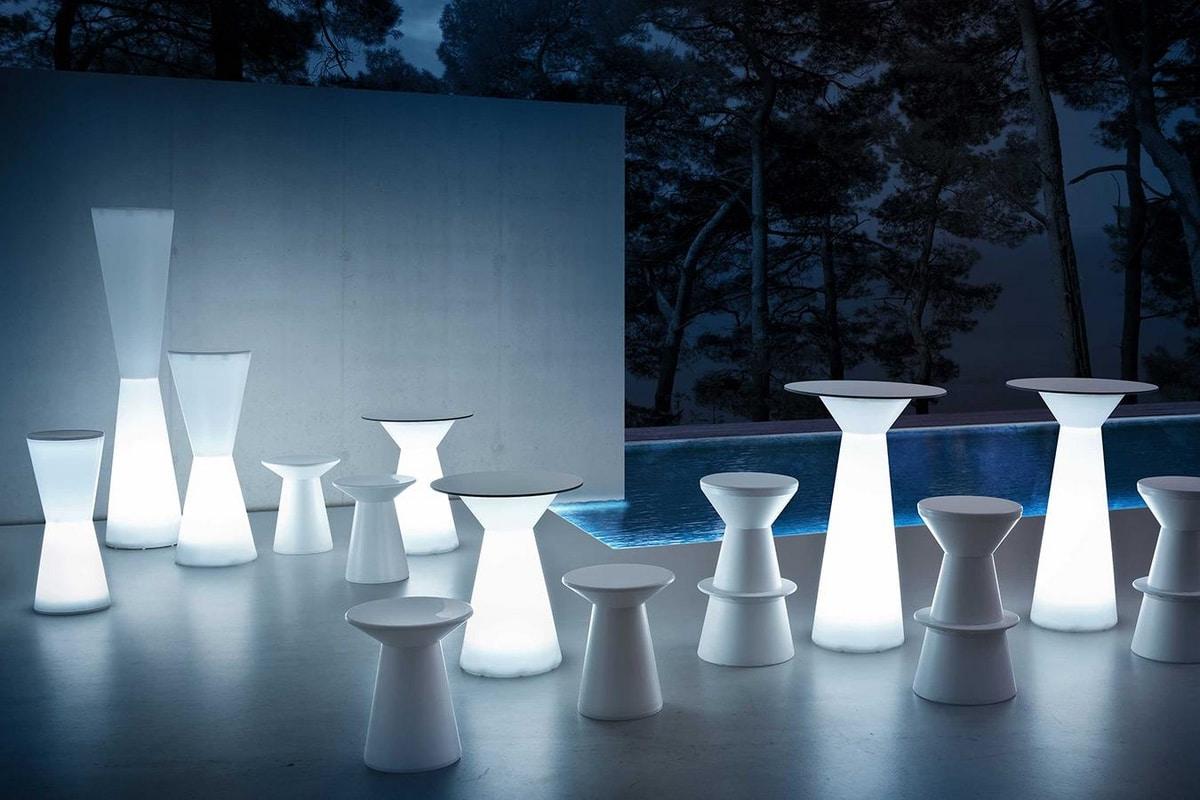 Flaire, Plastic lamps