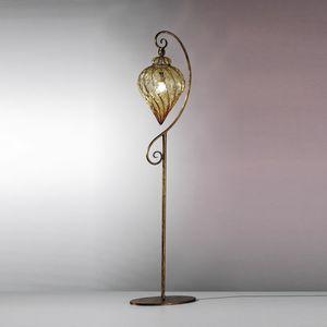 Goccia Mp111-190, Handmade floor lamp