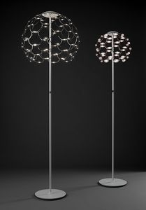 Lamoi, LED floor lamp, dimmable