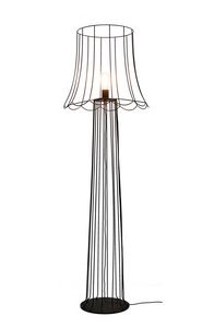 Lucilla H6051VN, Floor lamp fully made of rust iron