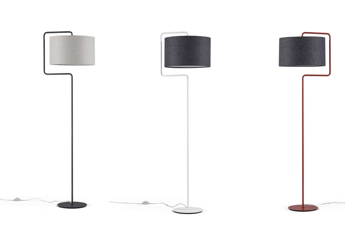 Morfeo, Lamp with essential design
