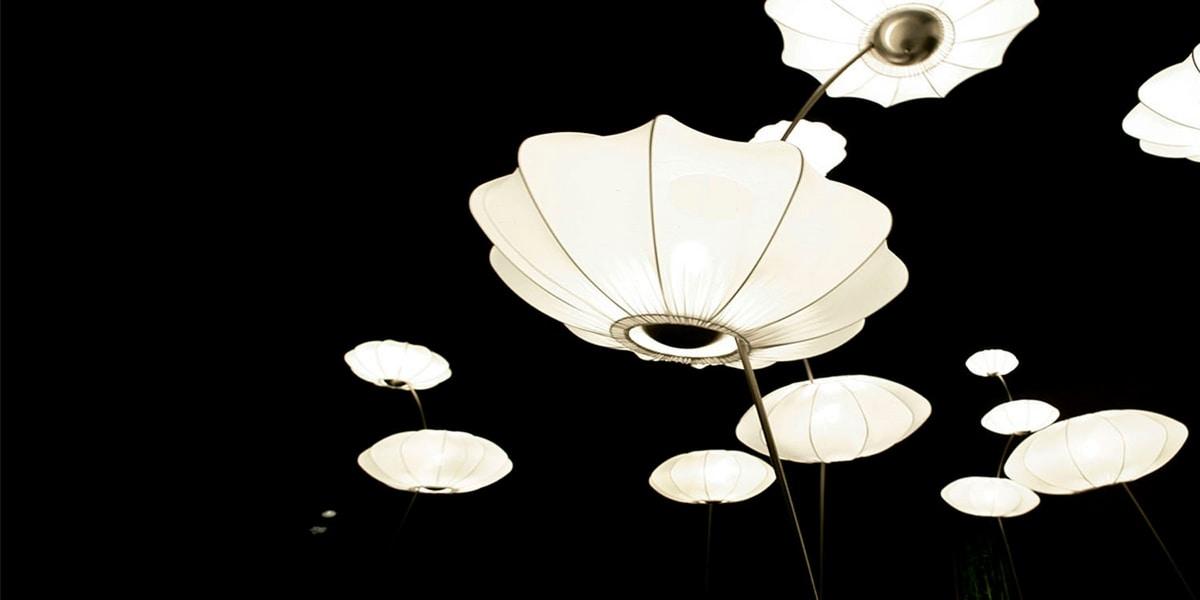 Nuvola x3, Decorative floor lamp