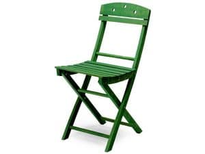 Ale 2, Folding chair suitable for outdoors