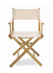 Regista-P, Foldable wooden chair