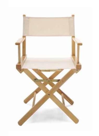 Regista-P, Foldable wooden chair
