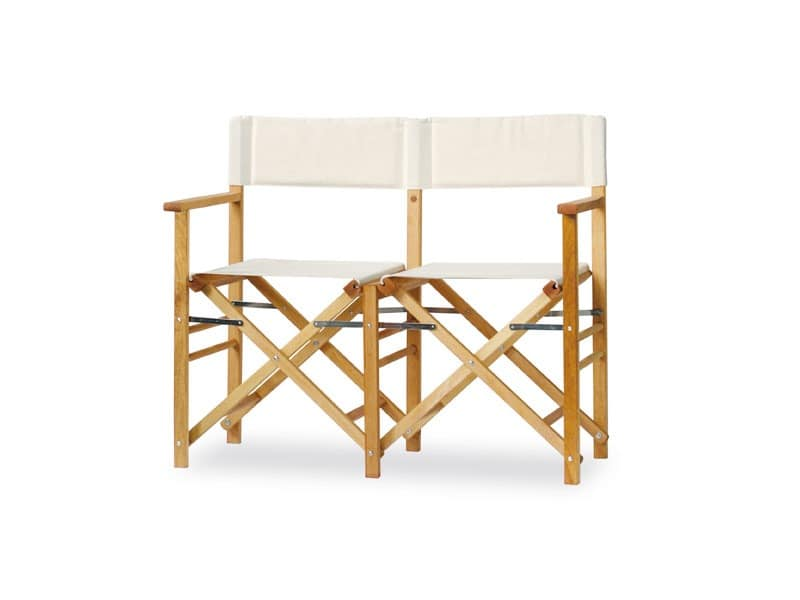Regista Twin, Folding chairs with light structure for restaurants