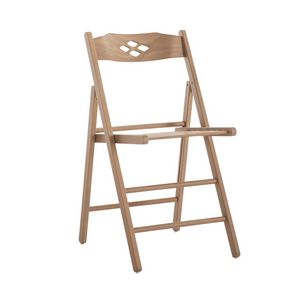 RP451B, Folding chair in beechwood